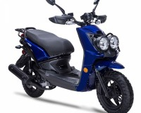 WOLF RUGBY II – 150CC SCOOTER