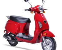 WOLF LUCKY II – 150CC SCOOTER